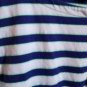 Old Navy Dresses - 3/4 Sleeve Nautical Dress Old Navy
